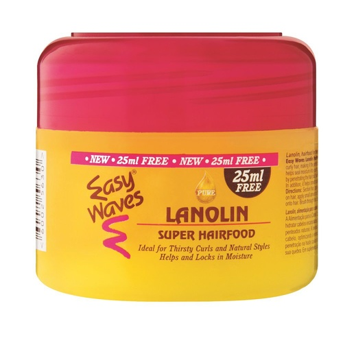 Easy Waves Lanolin Super Hairfood 150ml
