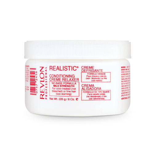 Revlon Realistic No-Base Conditioning Creme Relaxer Mild 226g (8oz)